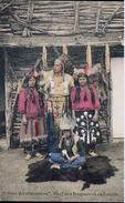 SOSE AKWIRANORON - CHEF DES IROQUOIS ET SA FAMILLE - Personaggi