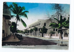 AFRICA - SOMALIA - MOGADISHU / MOGADISCIO - CORSO V. EMANUELE - EDIT PORRO 1950s ( BG8644) - Somalia