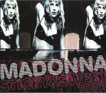"""Madonna  """"  Sticky & Sweet Tour  """" - Sin Clasificación"""