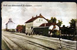 AUTRICHE, GANSERNDORF, LOKALBAHNHOF - Gänserndorf