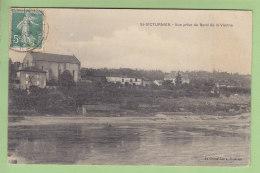 SAINT VICTURNIEN : Vue Prise Du Bord De La Vienne. St. 2 Scans. Edition Au Grand Livre - Sonstige Gemeinden