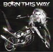 """Lady Gaga  """"  Born This Way  """" - Sin Clasificación"""