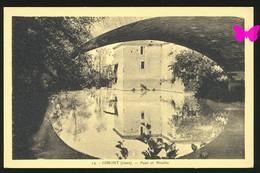 GIMONT - Pont Et Moulin - France