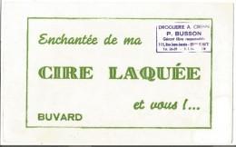 BUVARD CIRE LAQUEE - Blotters