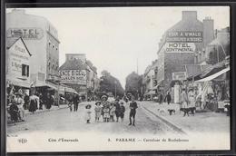 CPA 35 - Paramé, Carrefour De Rochebonne - ELD - Parame