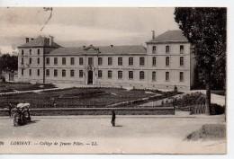 CPA.56.Lorient.College De Jeunes Filles.Animé Personnages. - Lorient