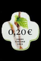 Finland 2011 Set - The Birch Bud Stamp