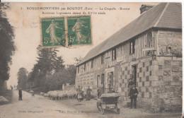 27  Rougemontier  La Chapelle Brestot - Otros Municipios