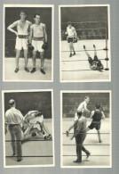 **4 X Chromo -OLYMPIA 1932- BOKSEN/BOXEN - Boxing