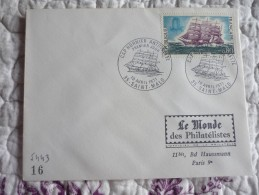 Cap Hornier Antoinette 10/04/1971 Saint Malo - 1970-1979