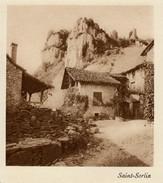 1927 - Héliogravure - Saint-Sorlin (Rhône) -Une Ferme - FRANCO DE PORT - Old Paper
