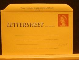 63/346   LETTERSHEET  XX   4c
