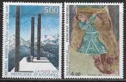Andorre Français Neufs Sans Charniére, Coté 5,50 Euros, Y & T, MINT NEVER HINGED - Andorre Français