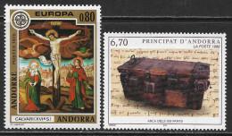 Andorre Français Neufs Sans Charniére, Coté 12,50 Euros, Y & T, MINT NEVER HINGED - Unused Stamps