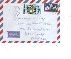 Togo ( Lettre Par Avion De 1989 De Notsé Vers La Belgique à Voir) - Togo (1960-...)