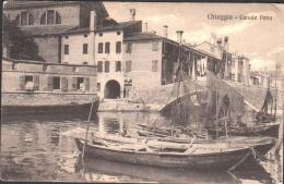 CHIOGGIA  (Italie) - Canale Vena - Chioggia