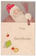 Saint-Nicolas.(relief, Litho) - Saint-Nicholas Day