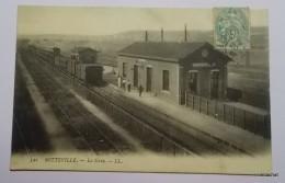 Sotteville-La Gare-Vue Sur Les Quais - Sotteville Les Rouen