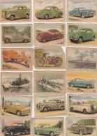 CHROMOS, AUTOS, MOTOS, NAVIRE DE GUERRE, BATEAUX, + 75 - Jacques