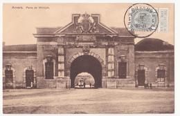 Antwerpen: La Porte De Wilrijck. - Antwerpen