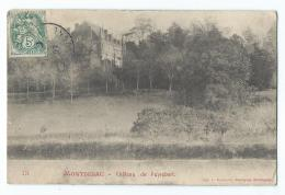 Montignac - Château De Puyrobert - France