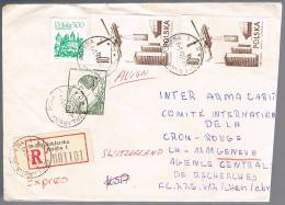 Polska, 1982, For Geneve - 1944-.... République