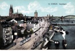 Koeln, Leystapel - Köln