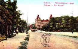 ODESSA / RUE MARAZLI / RARE   / CIRC 1914 - Ukraine