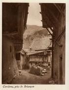 1927 - Héliogravure - Cervières (Hautes-Alpes) - Une Rue - FRANCO DE PORT - Sin Clasificación