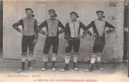 64-MAULEON- GROUPE DES MEILLEURS DANSEURS BASQUES - Mauleon Licharre