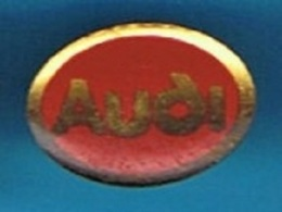 PIN´S //   ** LOGO ** AUDI ** - Audi