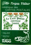 Argus FILDER Cat .des Cartes Postales 1988 - Other