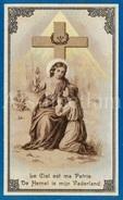 Doodsprentje / Avis De Décès / Georgius Antonius Louisa Laureys / Sint-Niklaas / 1918 / 2 Scans - Devotieprenten