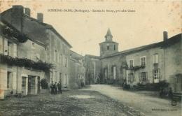BUSSIERE  BADIL Entrée Du Bourg - Autres Communes