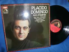 "Placido Domingo""33t Vinyle"" Airs D'Opéras"" - Opera"