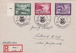 ALLEMAGNE 1941 LR DE VIENNE AVEC CACHET ARRIVEE - Covers & Documents