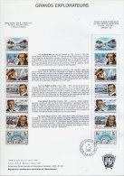 TERRES AUSTRALES 12 DOCUMENTS DES POSTES 2000 DU 264/285(SAUF 284) - Franse Zuidelijke En Antarctische Gebieden (TAAF)