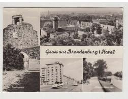 GRUSS AUS BRANDENBURG - HAVEL - Brandenburg