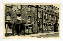 THE KING'S HEAD HOTEL, BARNARD CASTLE - Durham