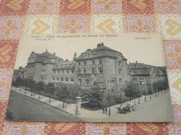 Dresden - Königl. Kunstgewerbeschule Mit Museum Und Bibliothek Germany - Dresden