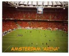 CPM FOOTBALL AMSTERDAM STADE ARENA STADIUM EURO 2000 MATCH PAYS-BAS FRANCE - Fútbol