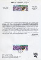 TERRES AUSTRALES 53 DOCUMENTS DES POSTES DE 1996/99 (SAUF PA 150) - Franse Zuidelijke En Antarctische Gebieden (TAAF)