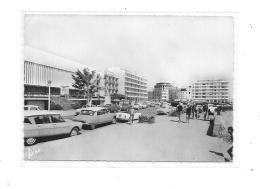 66 - CANET PLAGE : Avenue Du Front De Mer Et Casino, Voitures Anciennes, Citroen, DS - Canet Plage