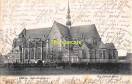 CPA GEEL GHEEL  SINTE DIMPHNAKERK - Geel