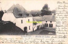 CPA  ANDERLUES  MOULIN DE LALUE - Anderlues