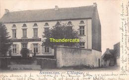 CPA  ANDERLUES  L'HOSPICE - Anderlues