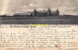 CPA  LES ENVIRONS DE FONTAINE L'EVEQUE LA FERME DE LA MARCHE A FORCHIES LA MARCHE - Fontaine-l'Evêque