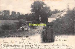 CPA  LES ENVIRONS DE FONTAINE L'EVEQUE LA FORET DE LEERNES NELS SERIE 5 NO 35 - Fontaine-l'Evêque