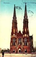 WARSZAWA / KOSCIOL SW FLORJANA  / CIRC 1914 - Polen
