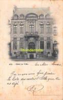 CPA  ATH HOTEL DE VILLE MOTTRIE - Ath
